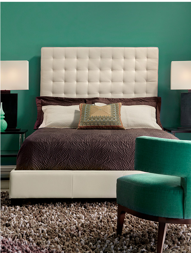The Green Color Trend Emerald Evergreen Mint