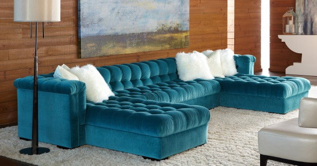 Grant Sectional from American Leather