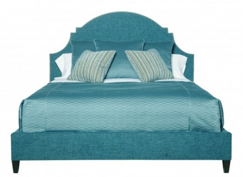 Lindsey Upholstered Bed from Bernhardt