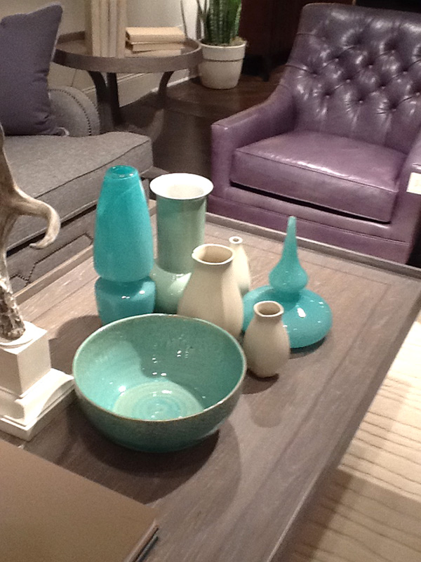2014 High Point Market Trends - Jewel Tones